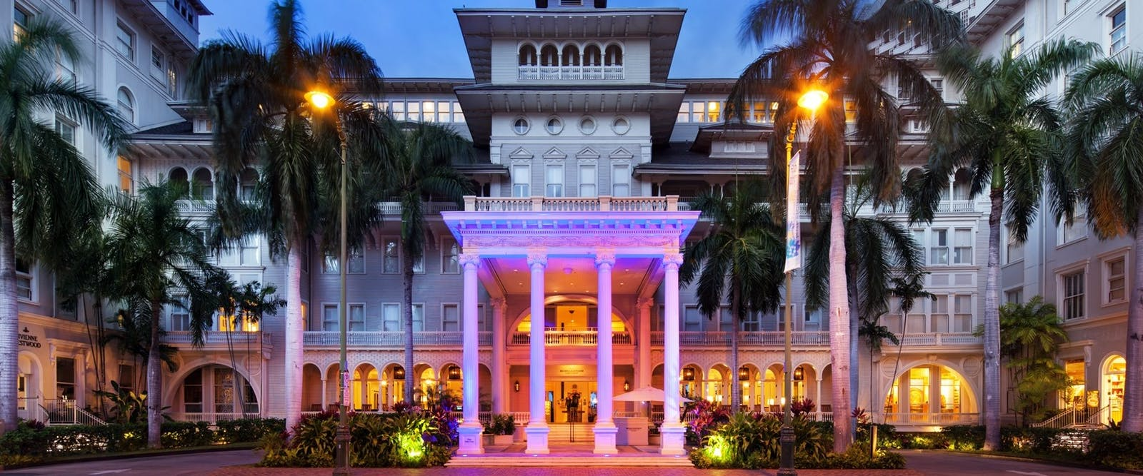Moana Surfrider, A Westin Resort