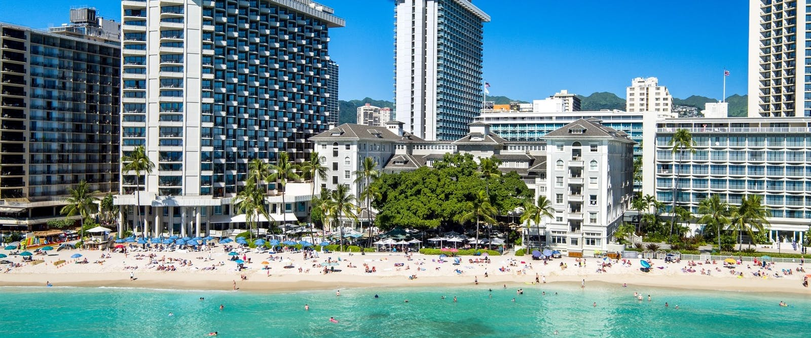 Beachfront at Moana Surfrider, A Westin Resort