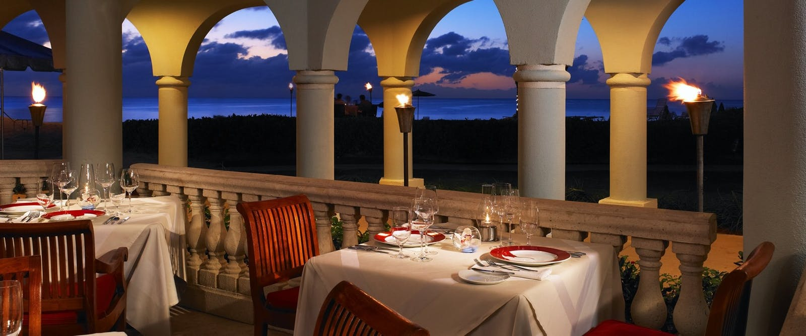 Beach House Restaurant at The Westin Grand Cayman Seven Mile Beach Resort & Spa, Cayman Islands