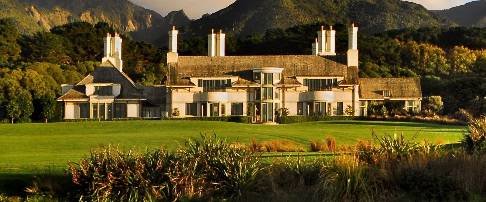 Wharekauhau Country Estate, Palliser Bay