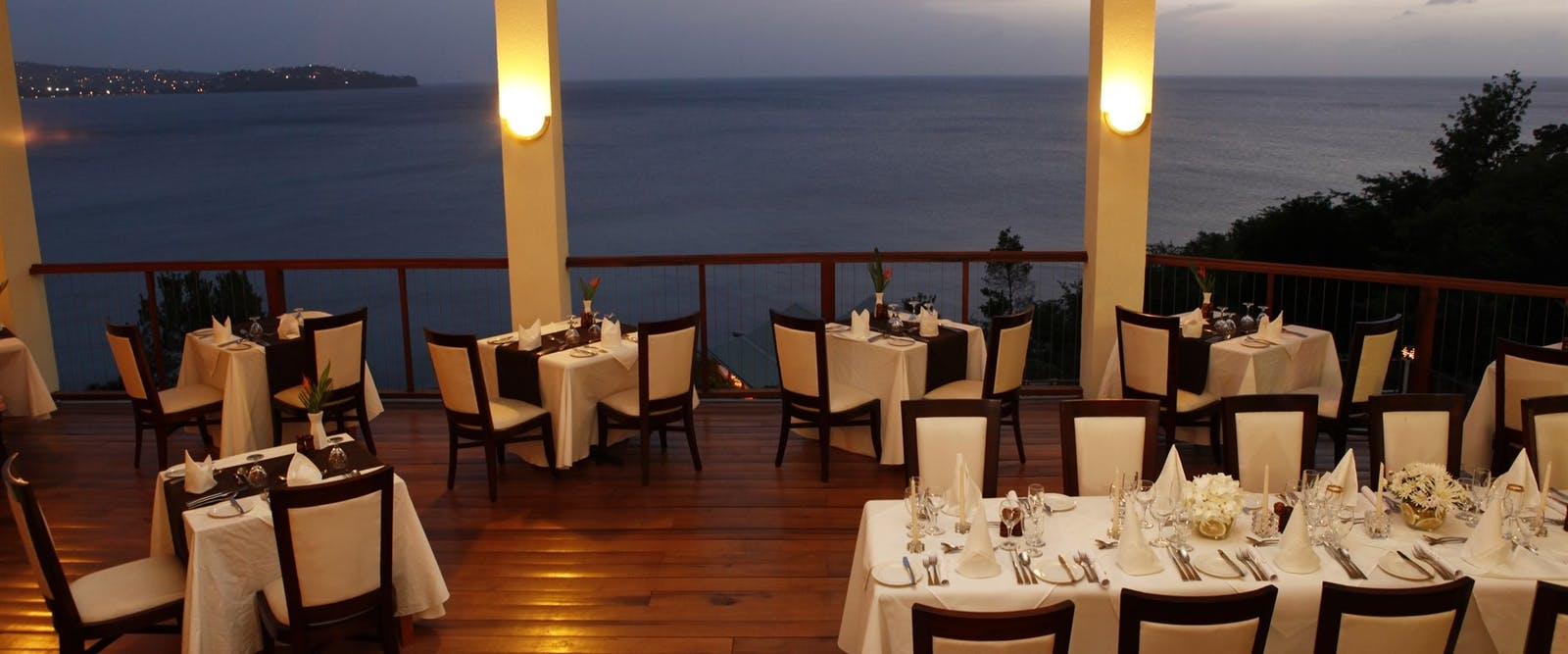 Windsong Restaurant, Calabash Cove, St Lucia