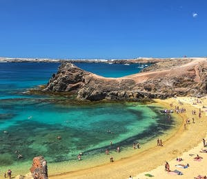 luxury holidays to lanzarote canary islands