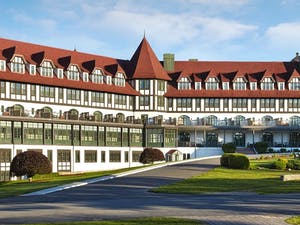Exterior of The Algonquin Resort, St. Andrews
