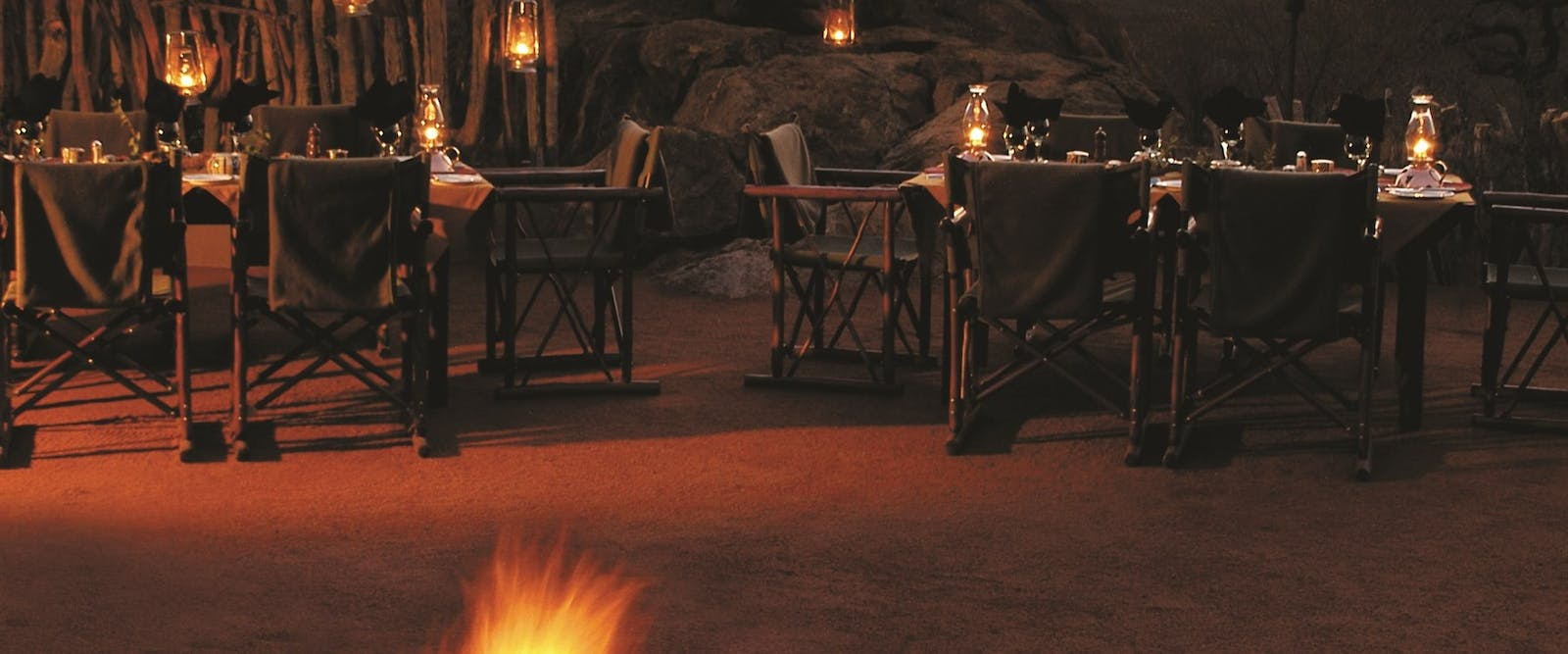 Outdoor Dining at Madikwe Hills Madikwe Game Reserve