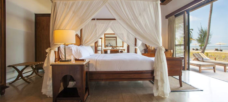 Bedroom at The Residence Zanzibar