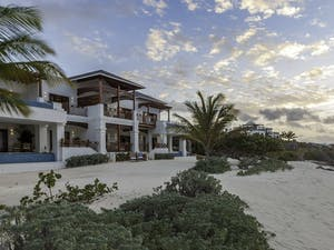 Exterior of Zemi Beach House, Anguilla